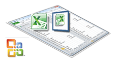 view excel spreadsheets side by side