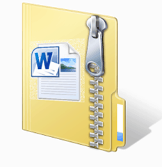 How to Explore the Contents of a .docx File in Windows 7