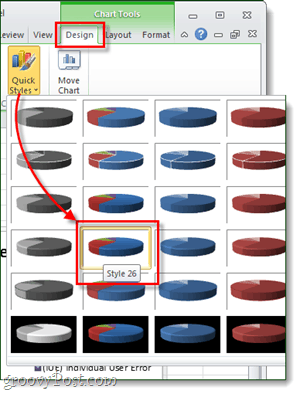 How to Make a Pie Chart in Microsoft Excel 2010 or 2007