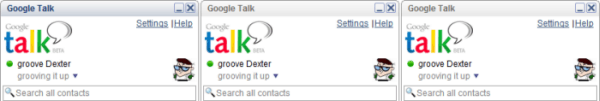Run Multiple Accounts in Google Talk