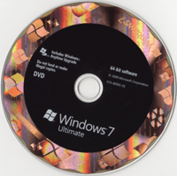 windows 7 installation disc or iso