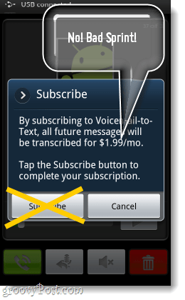 Get voicemail to text for free on your android phone with yap voicemail image m4hsunfo