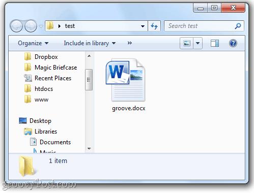 convert docx to folder
