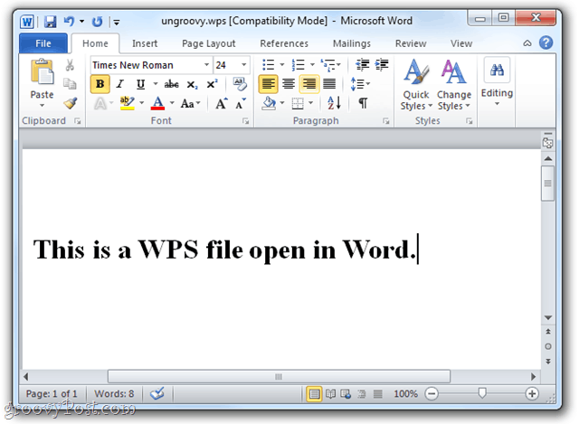Opening Microsoft Works files on a Mac