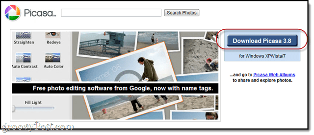 download picasa 3.8 for free