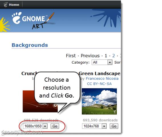 custom personalized desktop background ubuntu