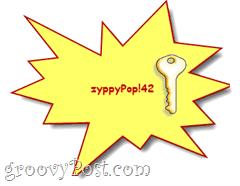secure password method