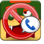 How do I manually block a number in Google Voice?