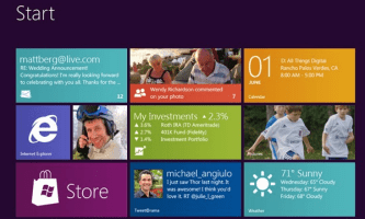 Windows 8 preview video