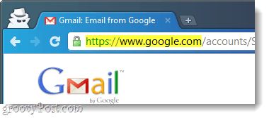 gmail phishing urls
