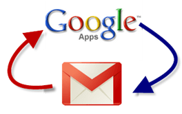 Transer Email from Gmail to Google Apps via Outlook ro Thunderbird