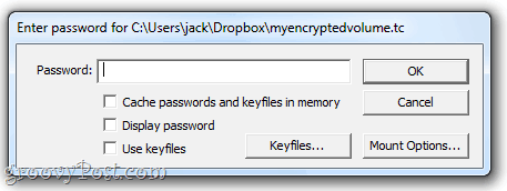 dropbox folder encryption