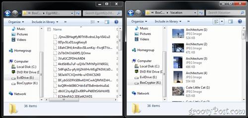 public encrypted sharing