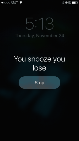 How To Set Iphone Alarm Labels And Disable Snooze Button