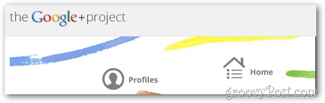 google+ project