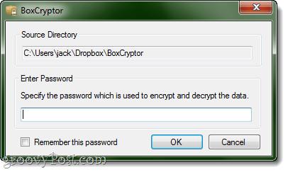 sharing boxcryptor files