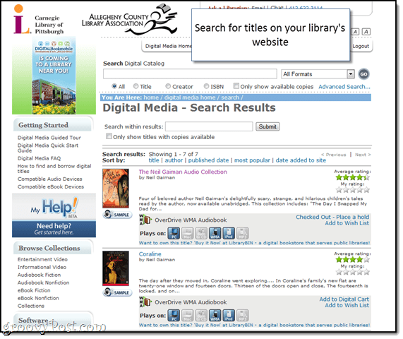 download books from your library's website