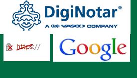 Google Fraudulent DigiNotar Secure Socket Layer Certificate