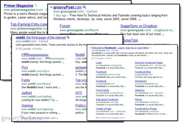 how to get google sitelinks?
