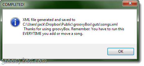how to stream mp3s from dropbox
