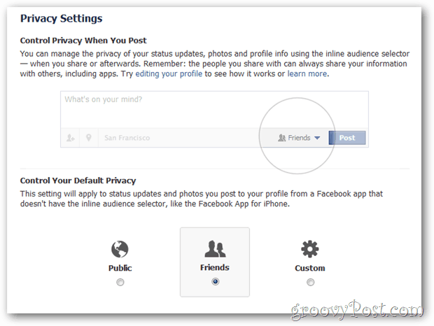 Facebook Adds new Privacy Features to Posts Tagging and Photos