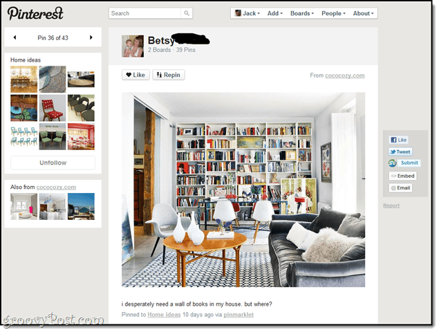 Pinterest is like Instagram, but with everything