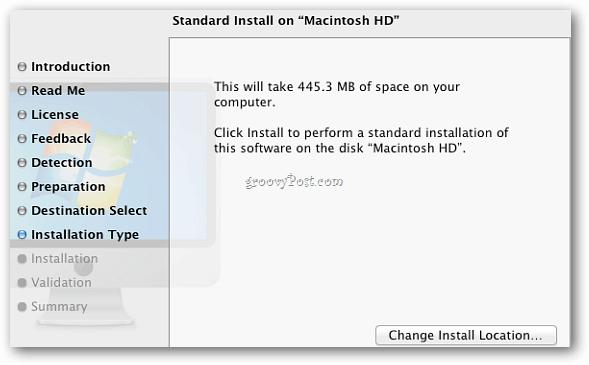 OS X Wizard
