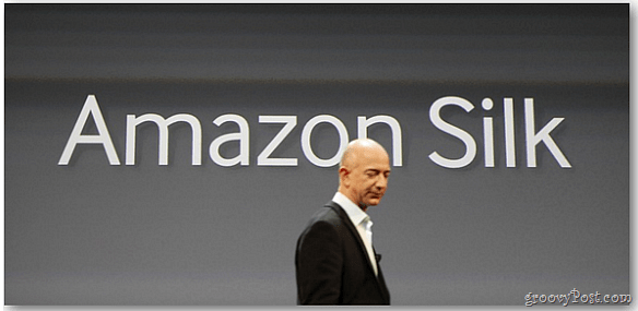 Jeff Bezos on Amazon Silk
