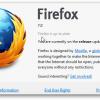 Firefox 7.0