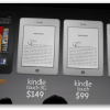 Four New Kindles