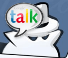 Chat on Google Talk incognito style