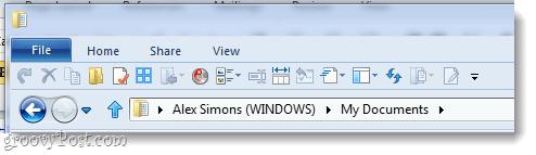 windows 8 compact toolbar