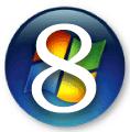 Windows 8 Explorer toolbar