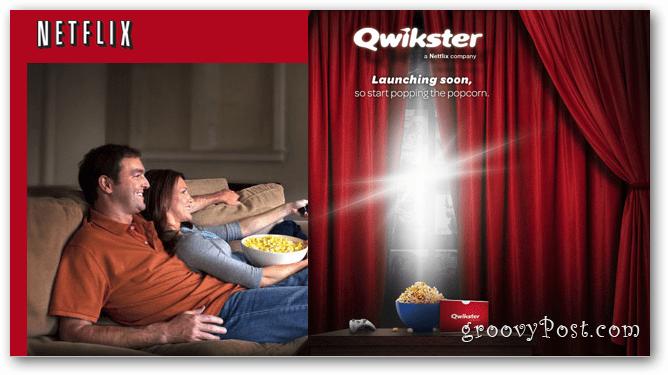 netflix vs. qwikster