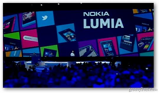 Nokia Lumia Mango