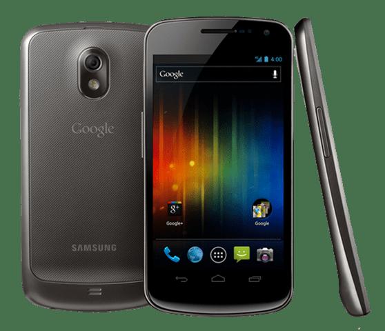 Galaxy Nexus all Angles