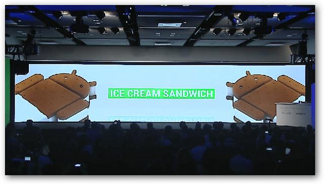 Ice Cream Sadwich