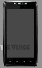 Motorola Spyder Verge Pic