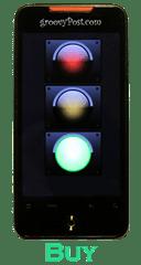 Phone Traffic Light Green