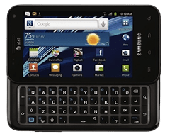 Samsung Captivate Glyde
