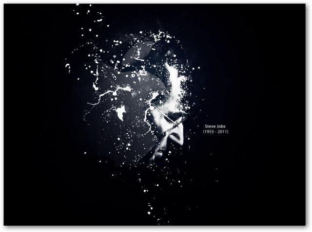 Steve Jobs Water