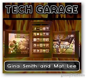 Tech Garage Logo