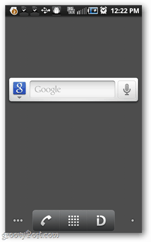 Google search voice recognition for android