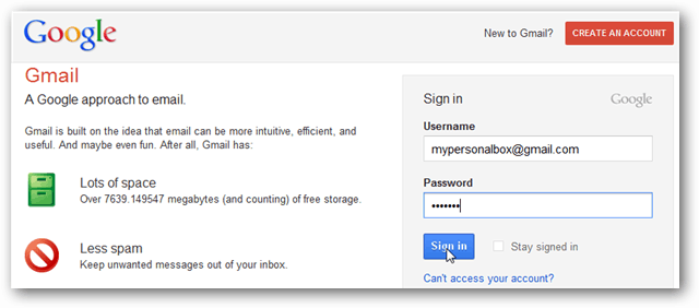 Gmail: Combine a Personal Email Account With Google Apps