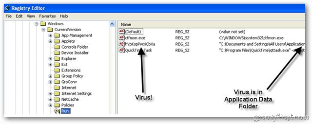 registry run key