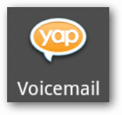 Yap voicemail icon