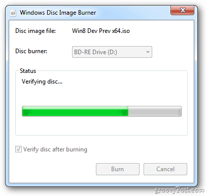 Verifying Disc