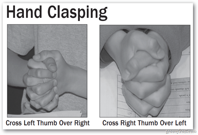Hand Clasping