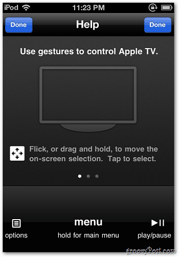 how to control mac from iphone remote apple tv from iphone or ipod touch 18689