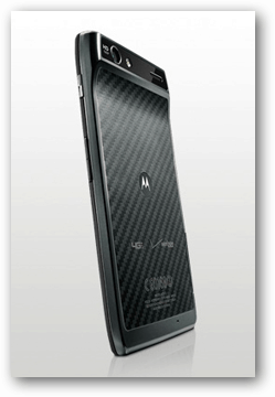 armored razr by motorola